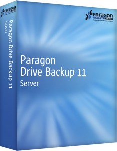 Paragon Drive Backup 11 Server SMB 5-Pack