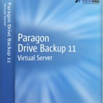Paragon Drive Backup 11 Virtual Server